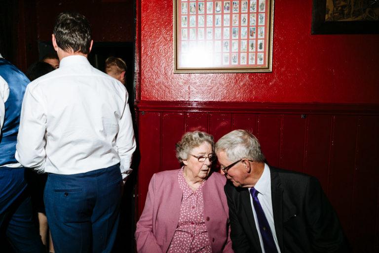 east dulwich tavern wedding