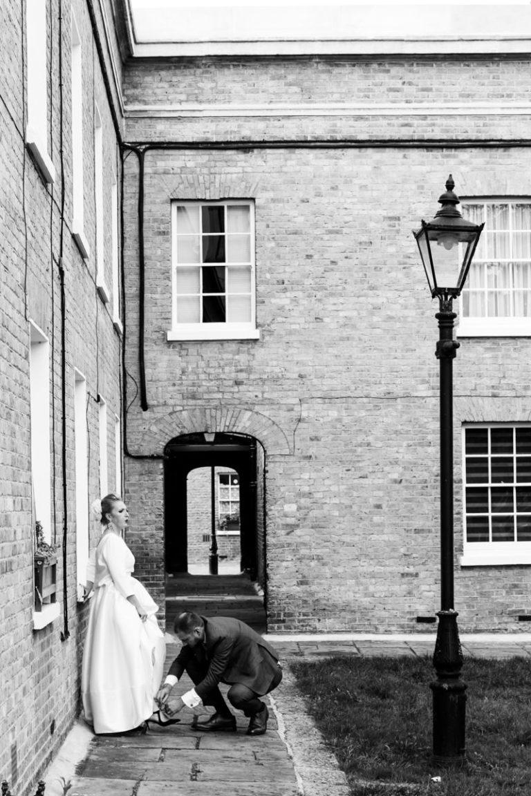 wedding at the asylum peckham