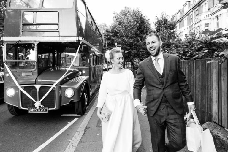 east dulwich wedding photographer