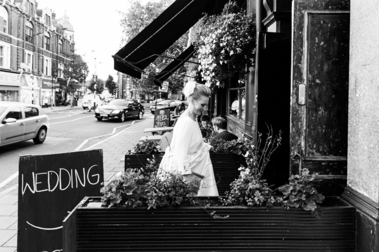 east dulwich wedding photographer