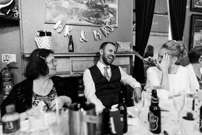east dulwich tavern wedding