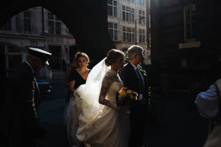 amazing central london wedding