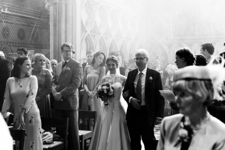 catholic mass wedding london