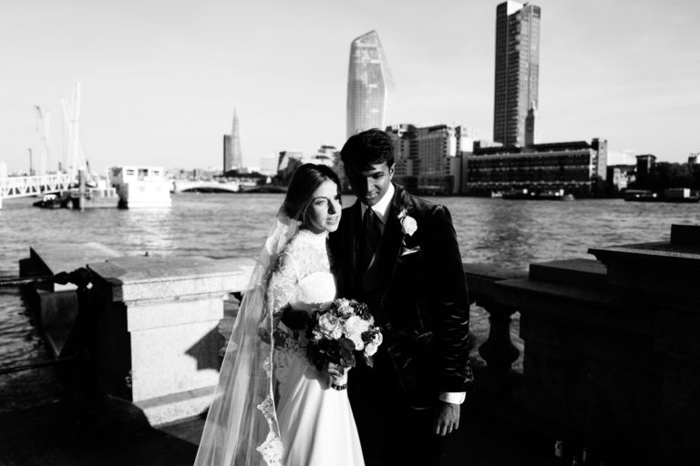 london wedding thames