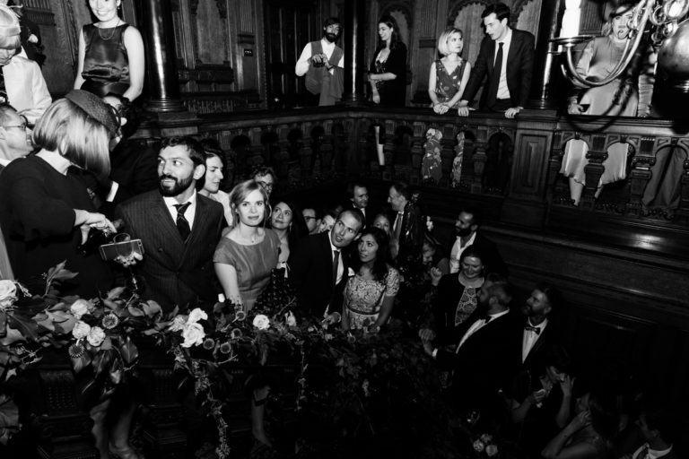 two temple place wedding
