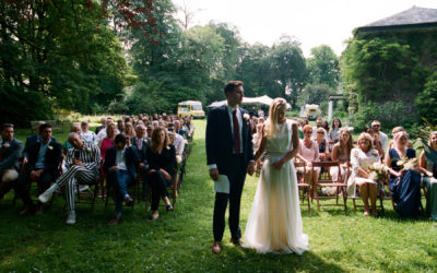 Wedding Photography on Film