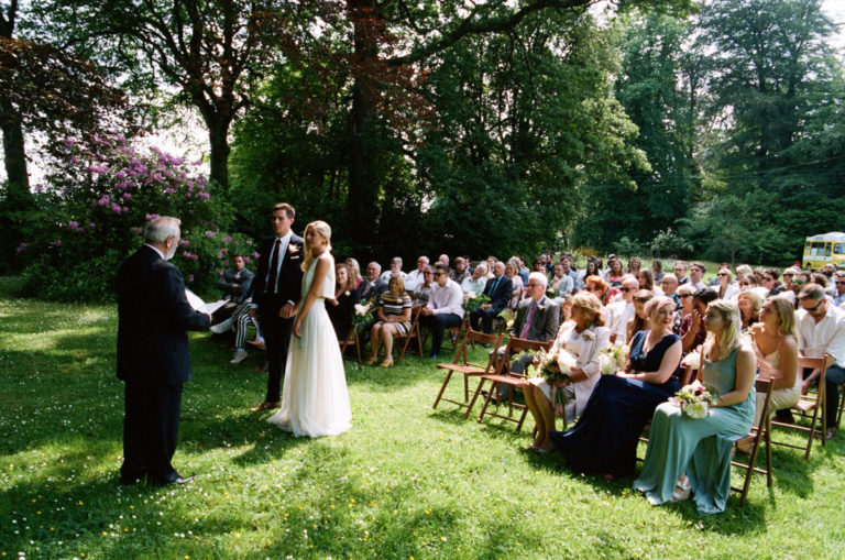 wedding photography on film