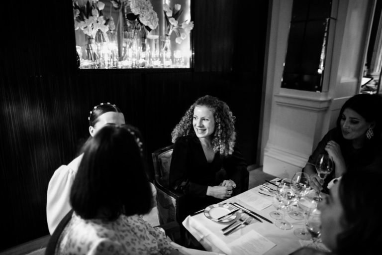 private dinner claridges london
