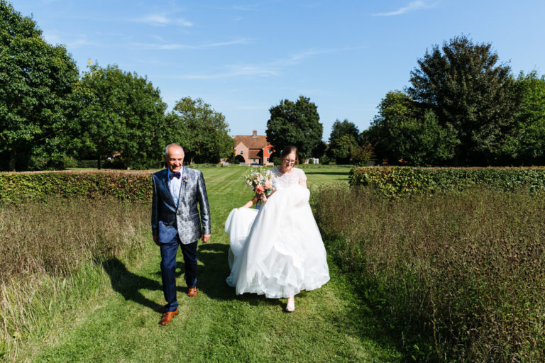 an english country wedding