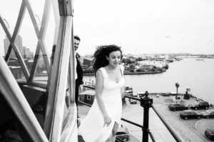 Trinity Buoy Wharf Weddings